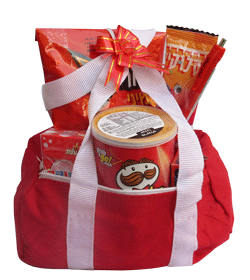 mishloach manot to Israel Childrens Treasure Chest Theme